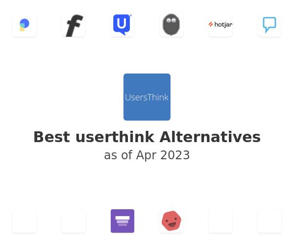 Best userthink Alternatives