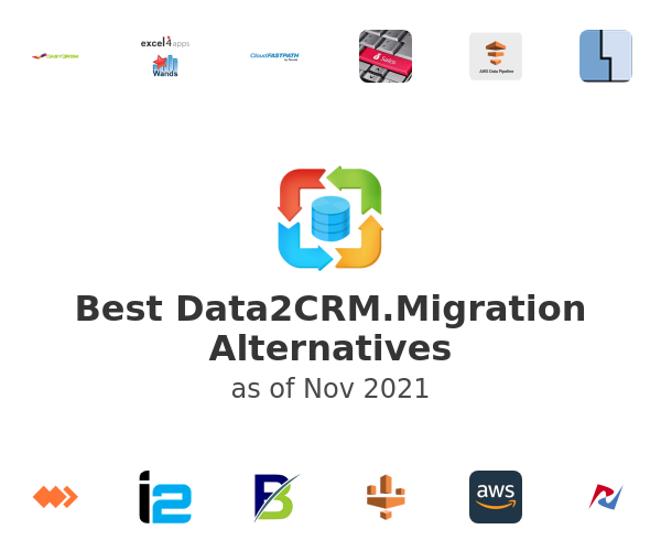 Best Data2CRM.Migration Alternatives
