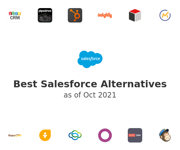 Best Salesforce Alternatives