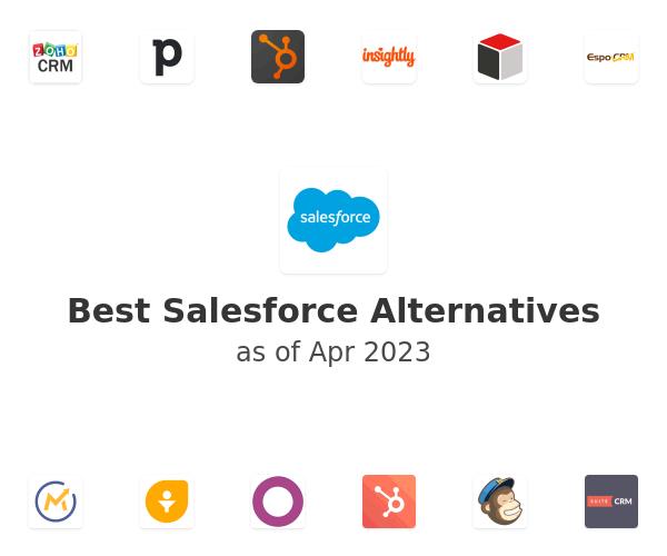 Best Salesforce Alternatives