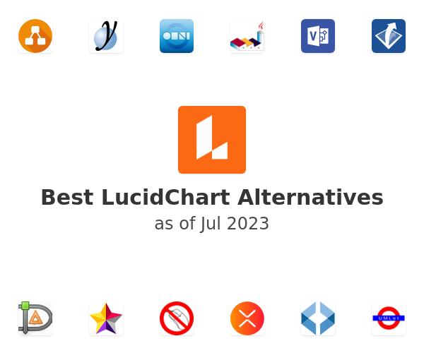 Best LucidChart Alternatives
