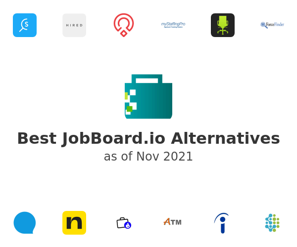 Best JobBoard.io Alternatives