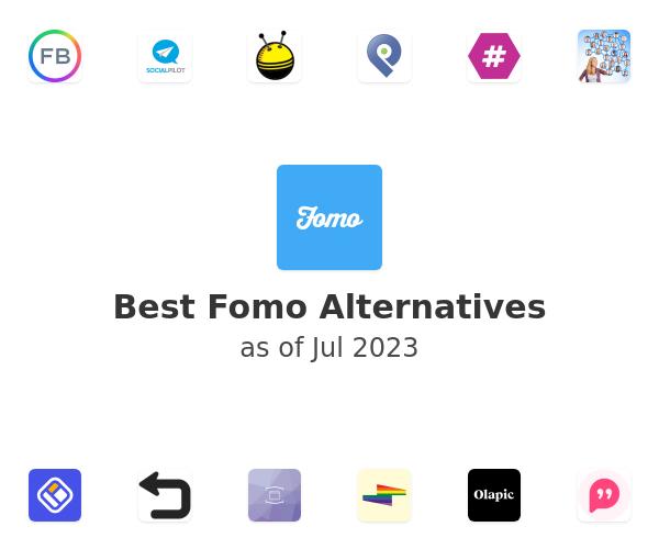Best Fomo Alternatives