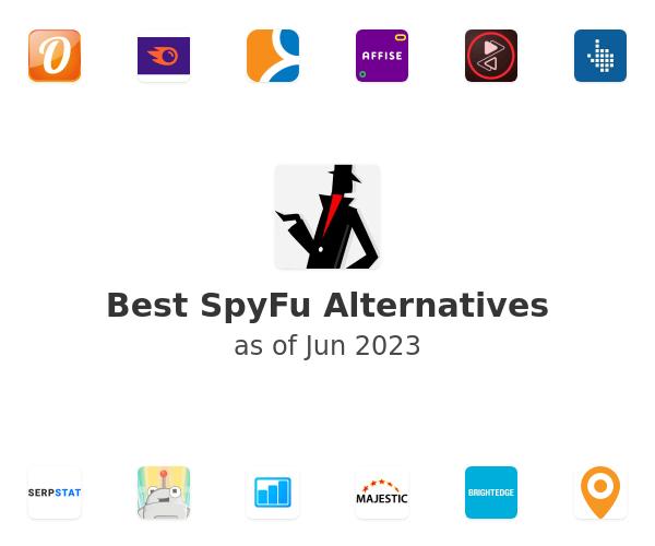 Best SpyFu Alternatives