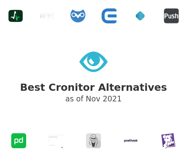 Best Cronitor Alternatives