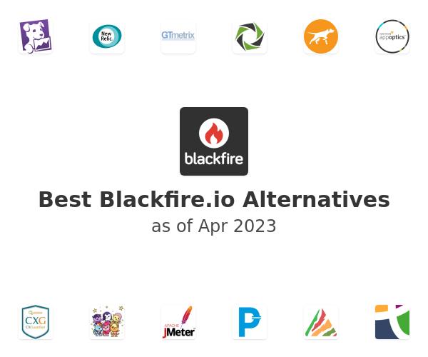 Best Blackfire.io Alternatives
