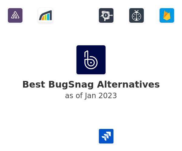 Best BugSnag Alternatives