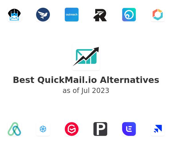 Best QuickMail.io Alternatives