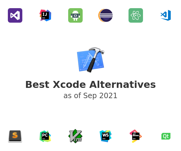 Best Xcode Alternatives