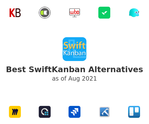 Best SwiftKanban Alternatives