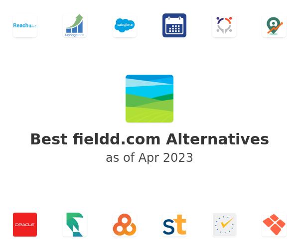 Best fieldd.com Alternatives