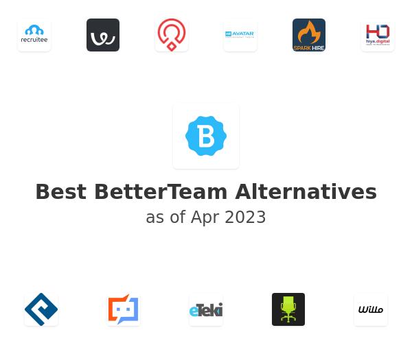 Best BetterTeam Alternatives