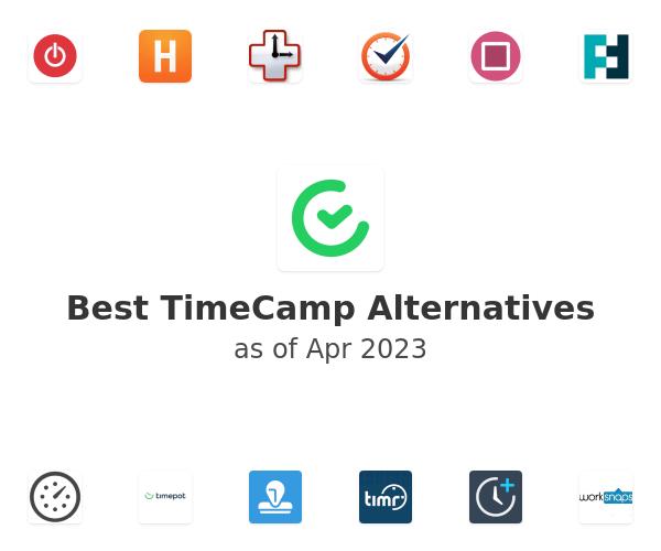 Best TimeCamp Alternatives