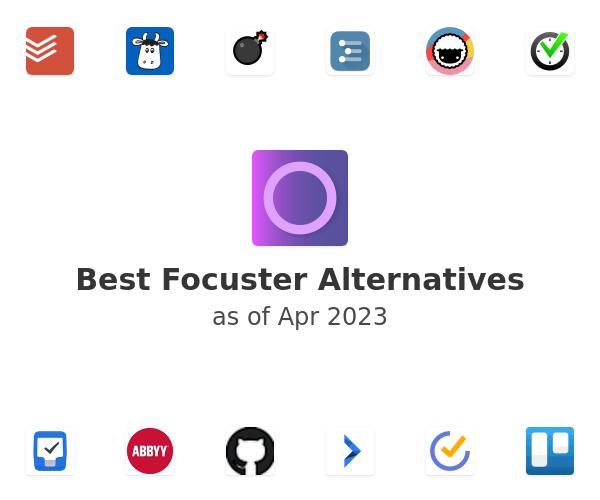 Best Focuster Alternatives