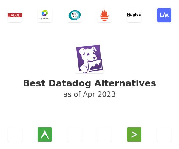 Best Datadog Alternatives