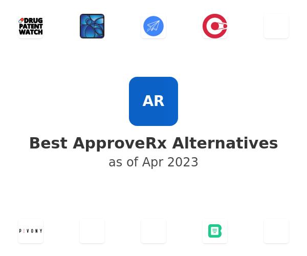 Best ApproveRx Alternatives