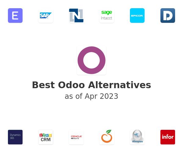 Best Odoo Alternatives