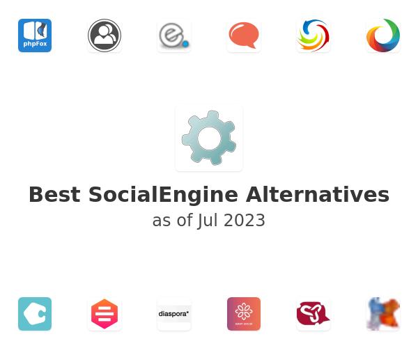 Best SocialEngine Alternatives