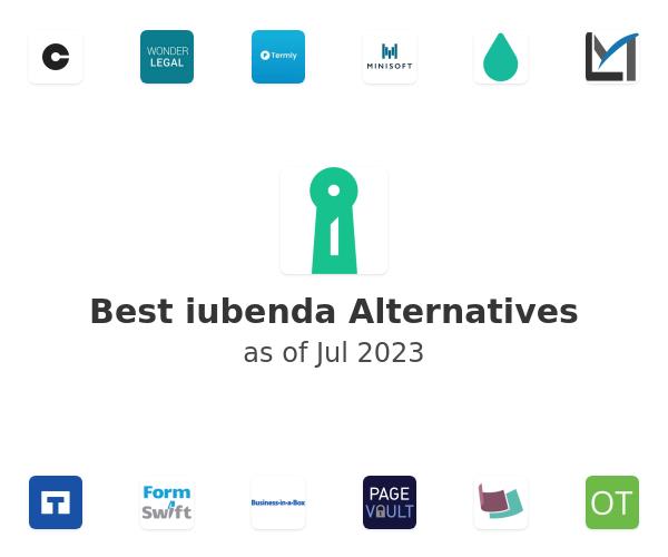 Best iubenda Alternatives