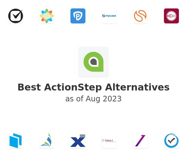 Best ActionStep Alternatives