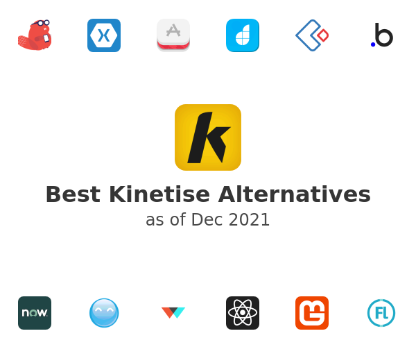 Best Kinetise Alternatives