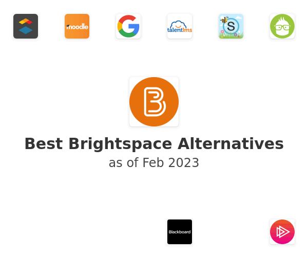 Best Brightspace Alternatives
