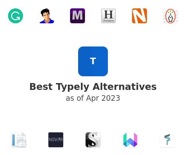 Best Typely Alternatives