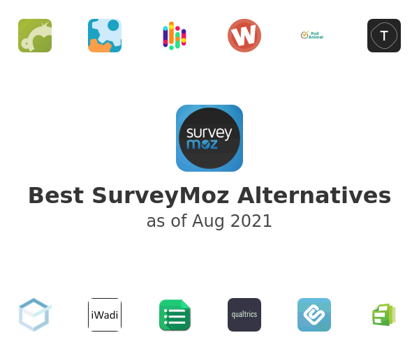 Best SurveyMoz Alternatives