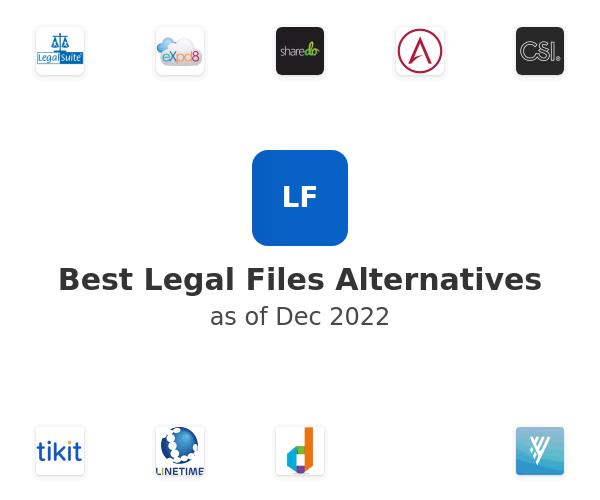 Best Legal Files Alternatives