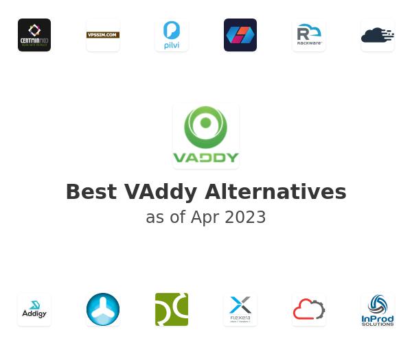 Best VAddy Alternatives