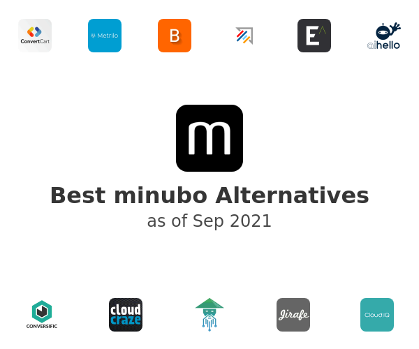 Best minubo Alternatives