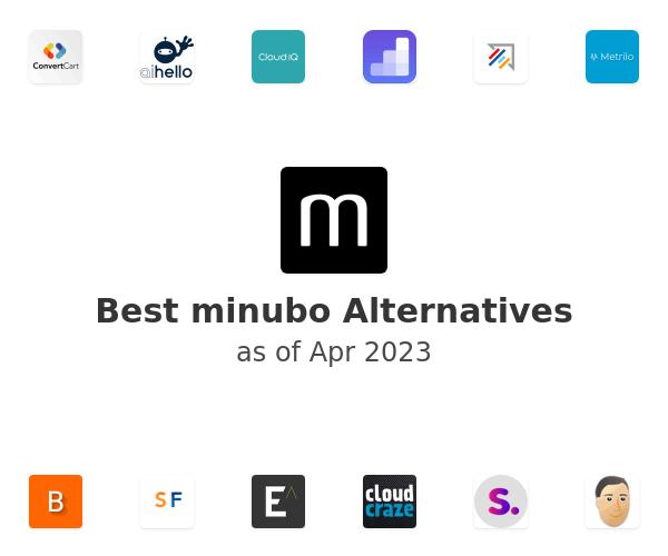 Best minubo Alternatives