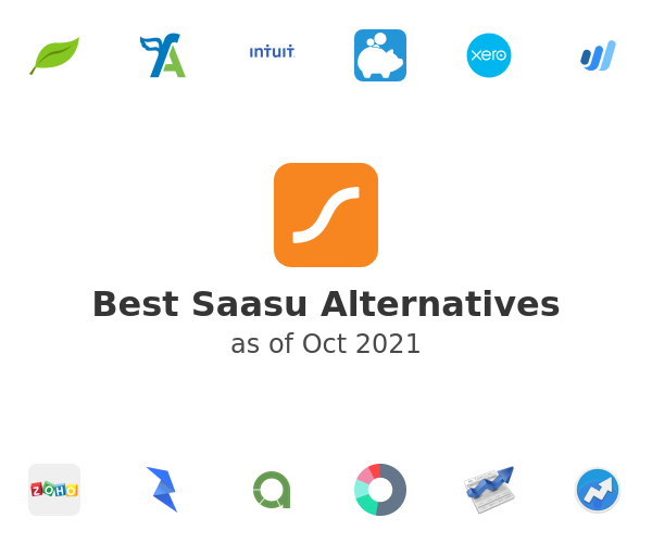 Best Saasu Alternatives