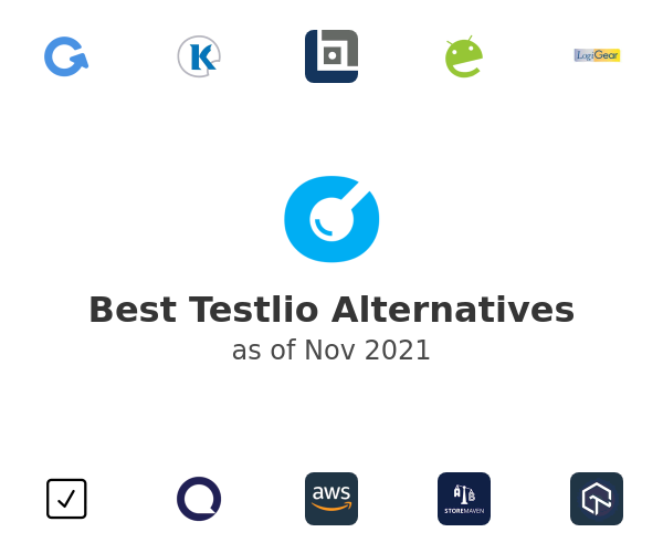 Best Testlio Alternatives
