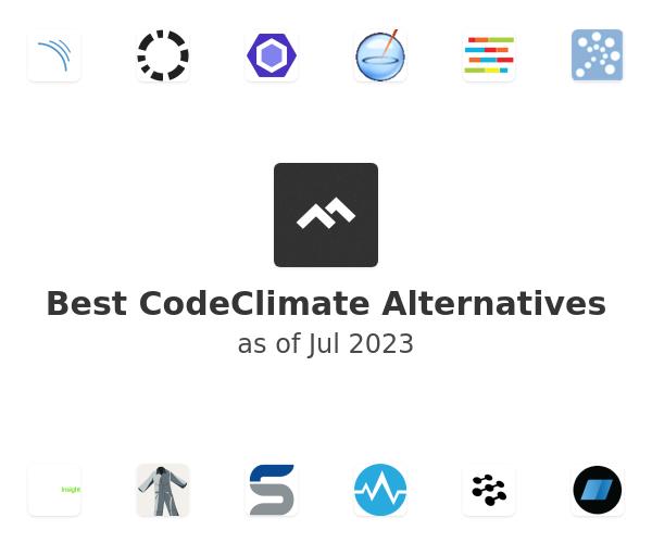 Best CodeClimate Alternatives