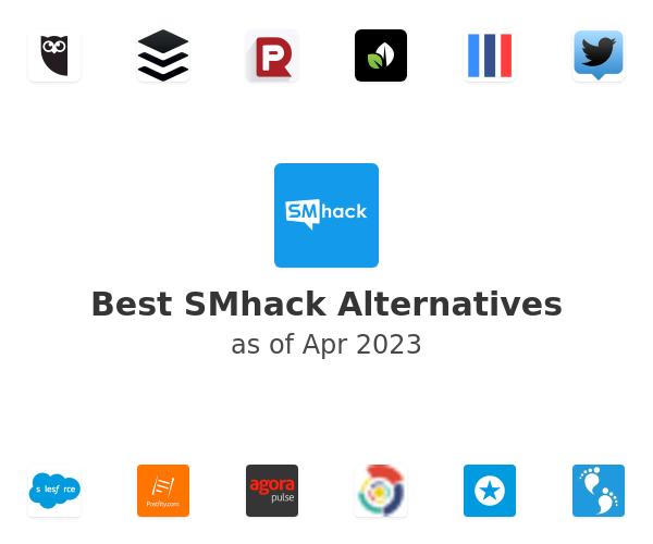 Best SMhack Alternatives