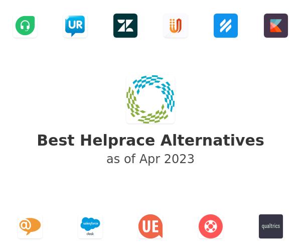 Best Helprace Alternatives