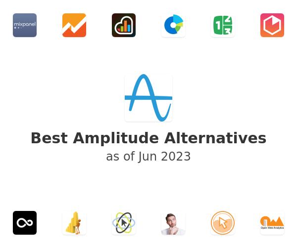 Best Amplitude Alternatives