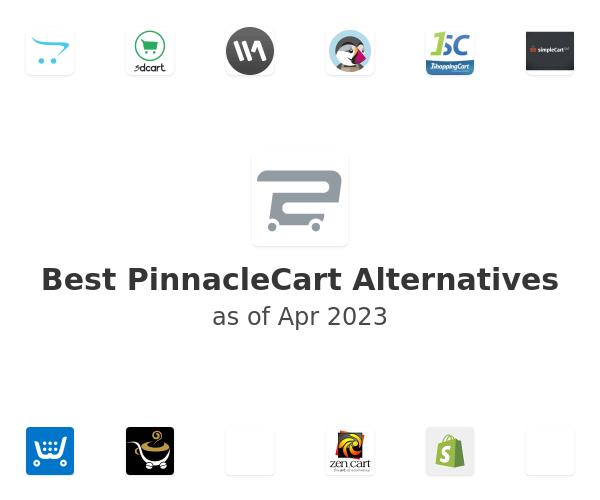 Best PinnacleCart Alternatives
