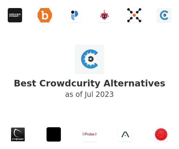 Best Crowdcurity Alternatives