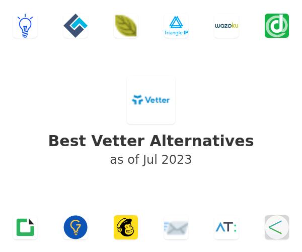 Best Vetter Alternatives