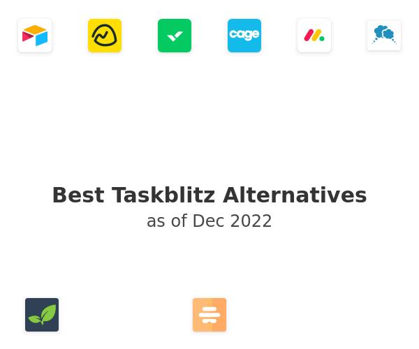 Best Taskblitz Alternatives