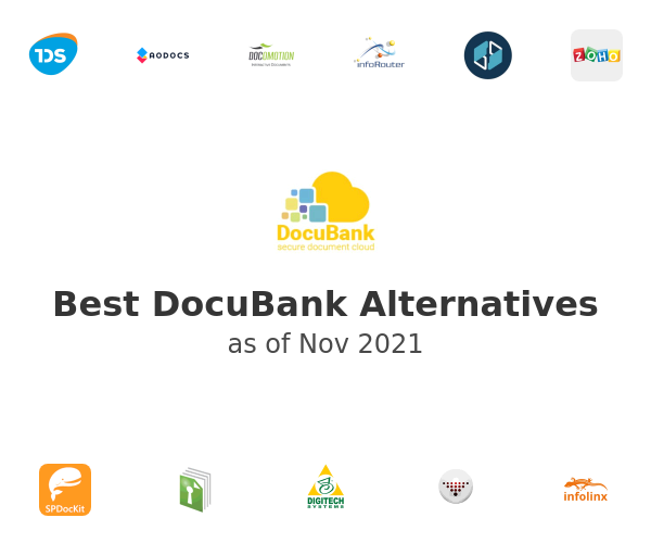 Best DocuBank Alternatives