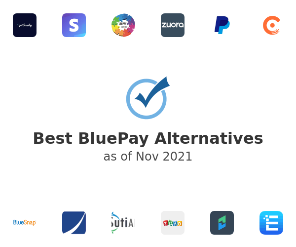 Best BluePay Alternatives