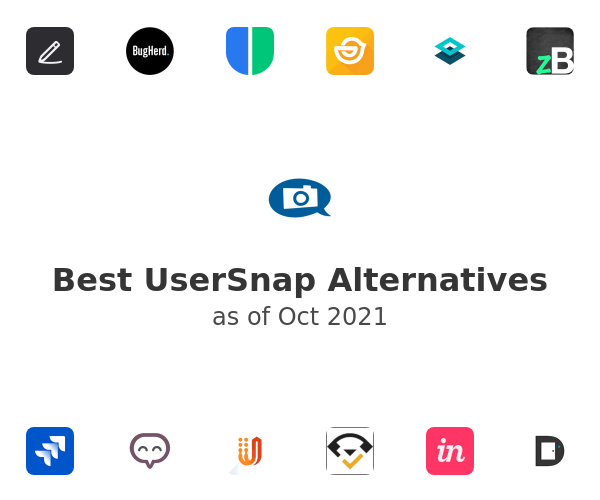 Best UserSnap Alternatives