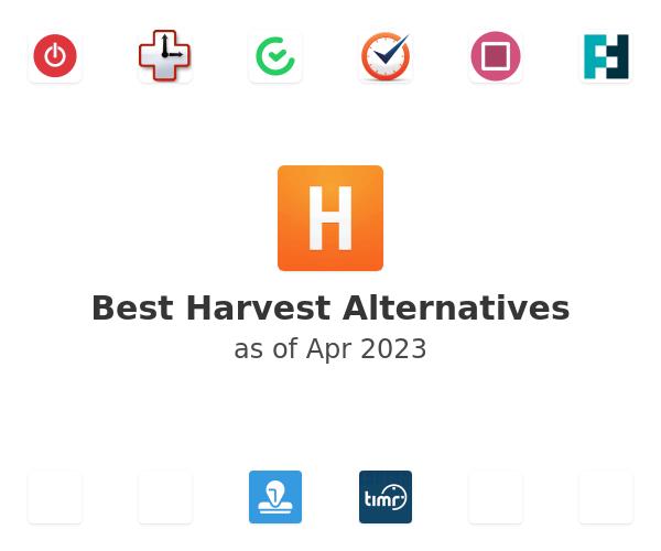 Best Harvest Alternatives
