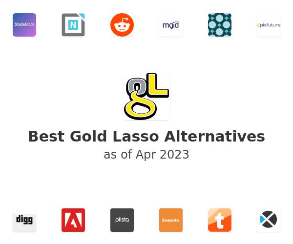 Best Gold Lasso Alternatives