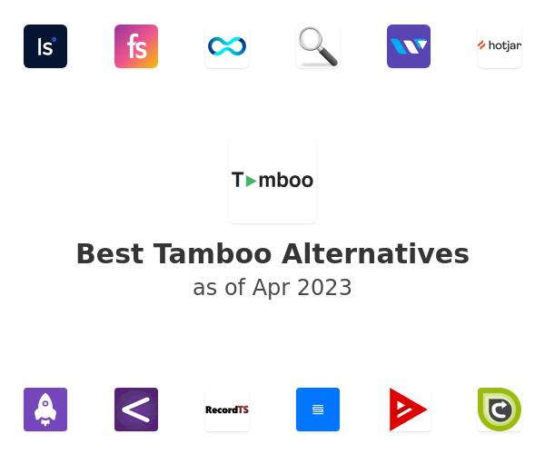 Best Tamboo Alternatives