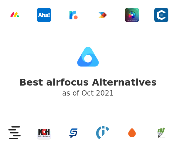Best airfocus Alternatives