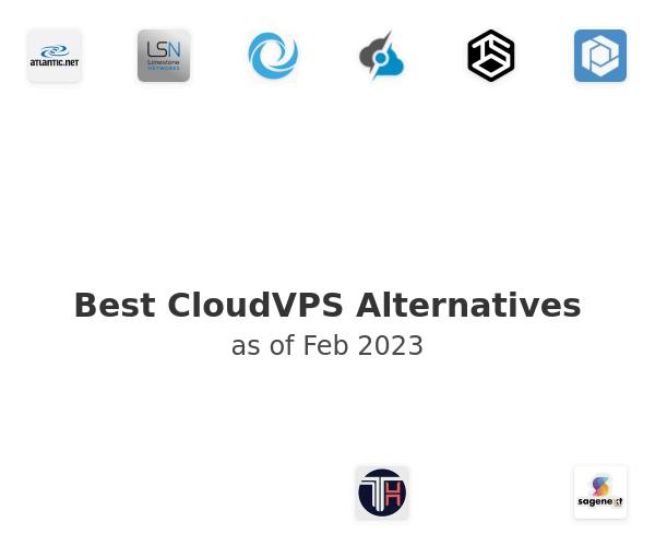 Best CloudVPS Alternatives